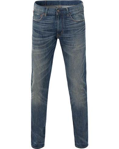 Denim & Supply Ralph Lauren Skinny Scarsdale Jeans Medium Blue i gruppen Jeans / Smala jeans hos Care of Carl (13591111r)