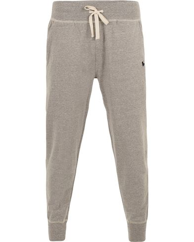 Polo Ralph Lauren Slim Fit Jogger Pants Grey i gruppen Byxor / Mjukisbyxor hos Care of Carl (13593711r)