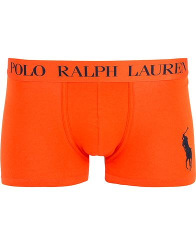 Polo Ralph Lauren Classic Stretch Big Pony Trunk Orange i gruppen Underkläder / Kalsonger hos Care of Carl (13594911r)