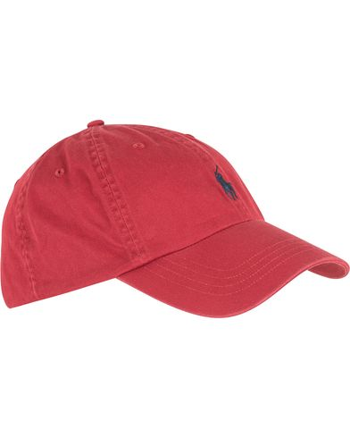 Polo Ralph Lauren Classic Sports Cap Chili Pepper  i gruppen Accessoarer / Kepsar / Basebollkepsar hos Care of Carl (13617910)