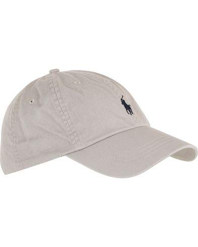 Polo Ralph Lauren Classic Sports Cap Grey  i gruppen Accessoarer / Kepsar / Basebollkepsar hos Care of Carl (13618010)