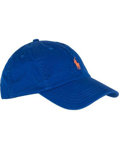 Polo Ralph Lauren Classic Sports Cap Pure Sapphire  i gruppen Accessoarer / Kepsar / Basebollkepsar hos Care of Carl (13618110)