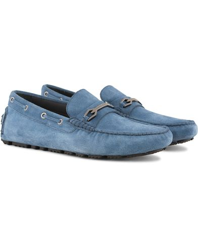 Boss Driprin Car Shoe Medium Blue i gruppen Skor / Bilskor hos Care of Carl (13620811r)