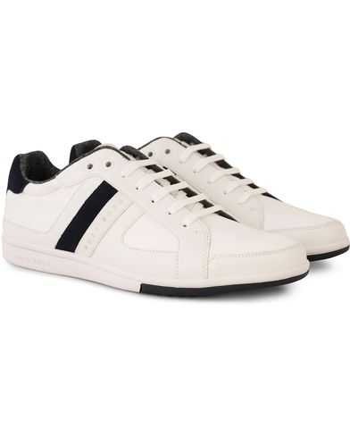 Boss Green Metro Sneaker White i gruppen Skor / Sneakers / Låga sneakers hos Care of Carl (13621111r)