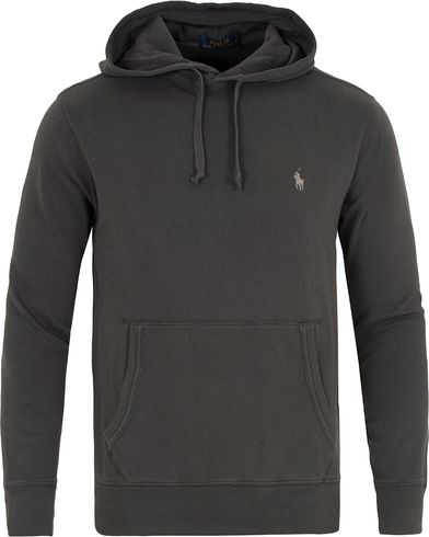 Polo Ralph Lauren Spa Terry Hoodie Polo Black i gruppen Design A / Tröjor / Huvtröjor hos Care of Carl (13627911r)
