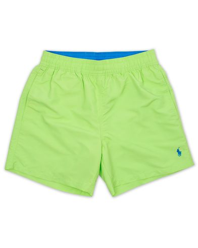 Polo Ralph Lauren Hawaiian Boxer Swimtrunks Nantucket Lime i gruppen Kläder / Badbyxor hos Care of Carl (13636711r)