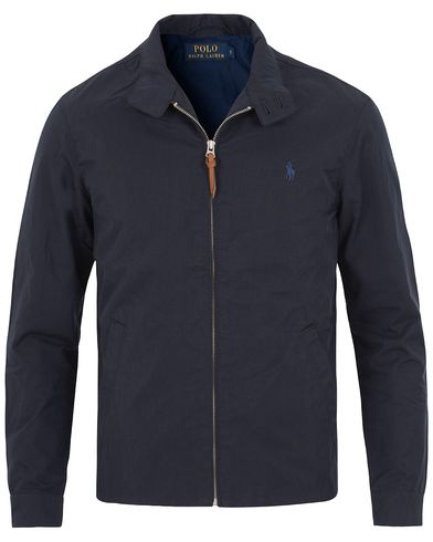 Polo Ralph Lauren Baracuda Jacket Navy i gruppen Jackor / Tunna jackor hos Care of Carl (13639611r)