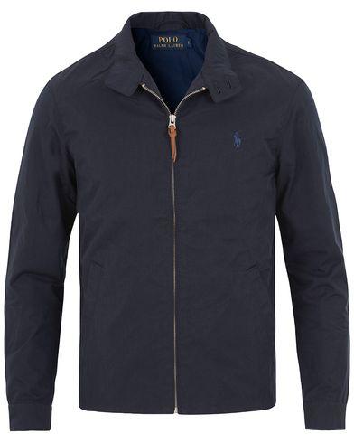 Polo Ralph Lauren Baracuda Jacket Navy i gruppen Kläder / Jackor / Tunna jackor hos Care of Carl (13639611r)