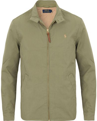 Polo Ralph Lauren Baracuda Jacket Spanish Green i gruppen Kläder / Jackor / Tunna jackor hos Care of Carl (13639711r)