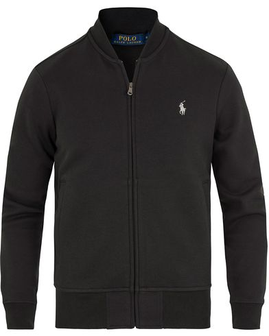 Polo Ralph Lauren Sweat Bomber Polo Black i gruppen Tröjor / Zip-tröjor hos Care of Carl (13647811r)