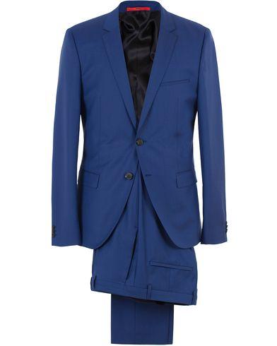 Hugo Arti/Heilon Suit Medium Blue i gruppen Kostymer hos Care of Carl (13648511r)
