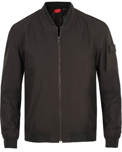 Hugo Bestan Bomber Jacket Black i gruppen Jackor / Bomberjackor hos Care of Carl (13653011r)