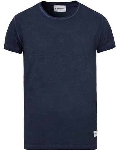 Dondup Vintage Tee Washed Blue i gruppen Kläder / T-Shirts / Kortärmade t-shirts hos Care of Carl (13655611r)