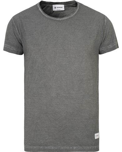 Dondup Vintage Tee Washed Grey i gruppen Kläder / T-Shirts / Kortärmade t-shirts hos Care of Carl (13655711r)