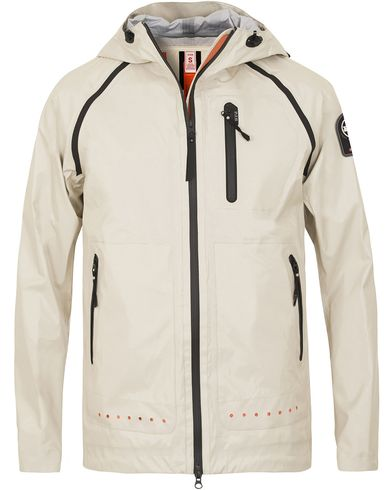 Parajumpers Aoba Kegen Water Repellent Jacket Ivory i gruppen Kläder / Jackor / Tunna jackor hos Care of Carl (13656211r)