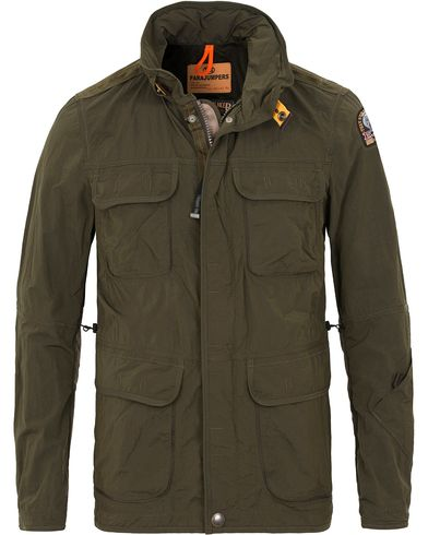Parajumpers Desert Windbreaker Jacket Army Green i gruppen Kläder / Jackor / Fieldjackor hos Care of Carl (13656611r)