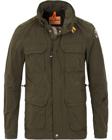Parajumpers Desert Windbreaker Jacket Army Green i gruppen Jackor / Tunna jackor hos Care of Carl (13656611r)
