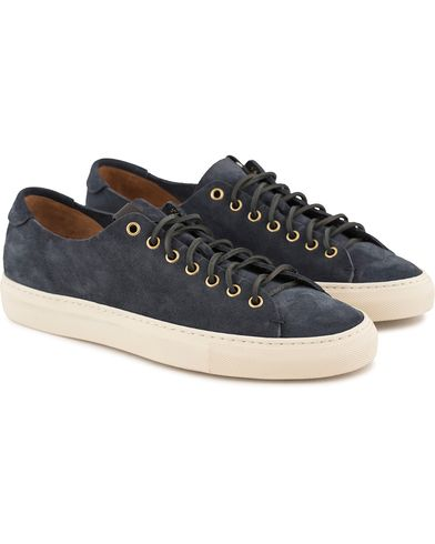 Buttero Sneaker Navy Suede i gruppen Skor / Sneakers hos Care of Carl (13692411r)