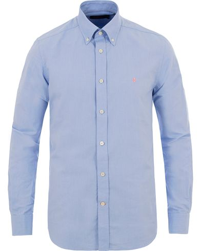 Morris Douglas Oxford Shirt Blue i gruppen Design A / Skjortor / Oxfordskjortor hos Care of Carl (13729211r)