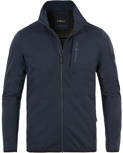 Sail Racing Link Softshell Jacket Navy i gruppen Klær / Jakker / Tynne jakker hos Care of Carl (13745311r)
