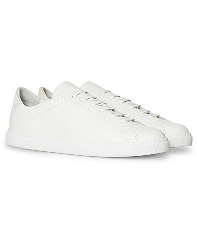 C.QP Racquet Sneaker White Leather i gruppen Skor / Sneakers hos Care of Carl (13767811r)