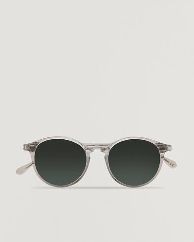 TBD Eyewear Cran Sunglasses Transparent  i gruppen Assesoarer / Solbriller / Runde solbriller hos Care of Carl (13773210)