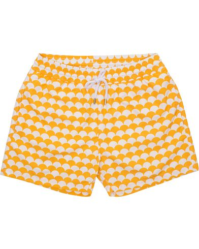 Frescobol Carioca Short Sport Swim Trunk Noronha Sunflower i gruppen Klær / Badeshorts hos Care of Carl (13778411r)