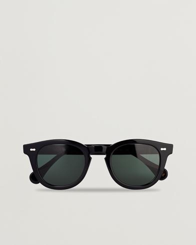 TBD Eyewear Donegal Sunglasses Black  i gruppen Assesoarer / Solbriller / Runde solbriller hos Care of Carl (13830510)