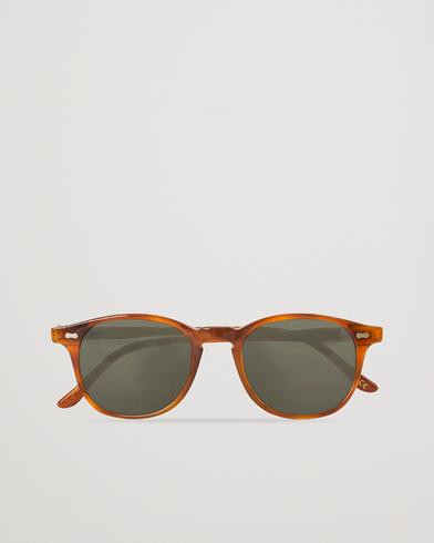 TBD Eyewear Shetland Sunglasses Classic Tortoise  i gruppen Assesoarer / Solbriller / Runde solbriller hos Care of Carl (13830710)