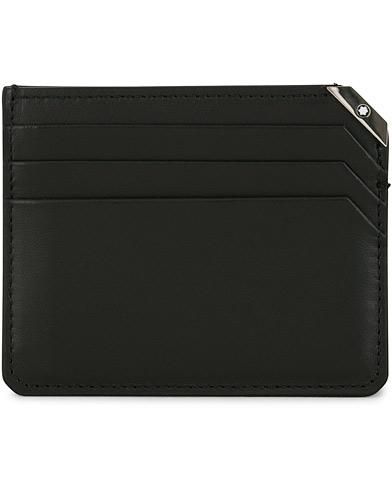 Montblanc Urban Spirit Pocket Credit Card Holder Black  i gruppen Accessoarer / Plånböcker / Korthållare hos Care of Carl (14009010)