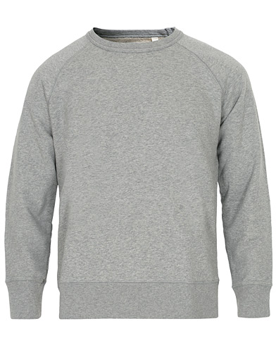Our Legacy 50's Great Sweat Grey Melange i gruppen Kläder / Tröjor / Sweatshirts hos Care of Carl (14043411r)