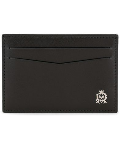 Dunhill Wessex Card Case Black  i gruppen Design A / Tilbehør / Punge / Kortholdere hos Care of Carl (14081310)