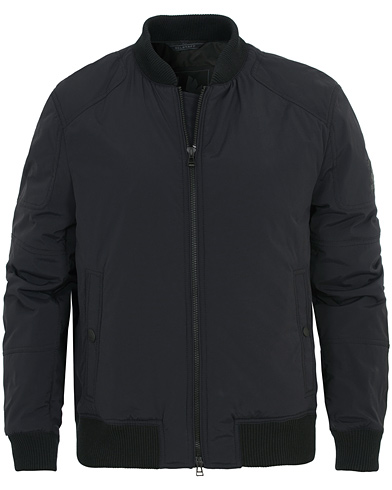 Belstaff Coppen Bomber Jacket Dark Navy i gruppen Tøj / Jakker hos Care of Carl (14259211r)