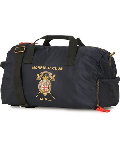 Morris Gym Nylon Bag Navy  i gruppen Accessoarer / Väskor / Weekendbags hos Care of Carl (14281710)