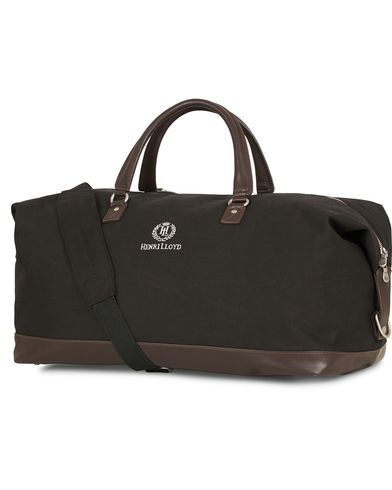 Henri Lloyd Alton Weekendbag Black  i gruppen Assesoarer / Vesker / Weekendbager hos Care of Carl (14321810)