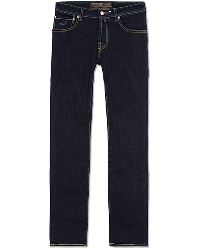Jacob Cohën 622 Slim Jeans Dark Blue i gruppen Klær / Jeans / Smale jeans hos Care of Carl (14342111r)