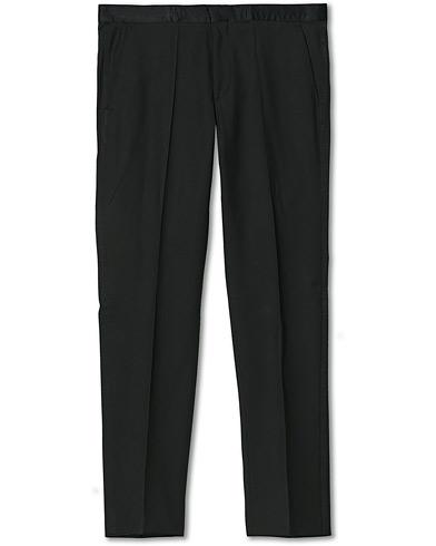 BOSS Ledan Tuxedo Trousers Black i gruppen Tøj / Bukser / Smokingbukser hos Care of Carl (14372211r)