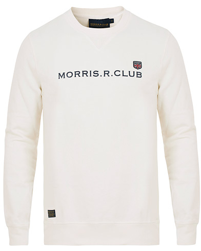 Morris Louis Sweatshirt White i gruppen Kläder / Tröjor / Sweatshirts hos Care of Carl (14382311r)