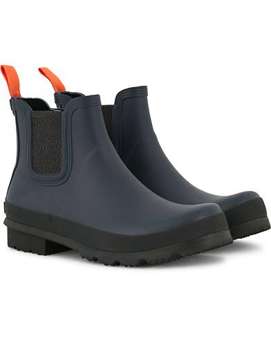 Swims Charlie Rain Chelsea Boot Navy i gruppen Sko / Støvler / Chelsea boots hos Care of Carl (14389511r)