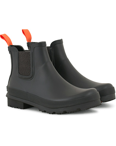 Swims Charlie Rain Chelsea Boot Black i gruppen Skor / Kängor / Chelsea boots hos Care of Carl (14389611r)