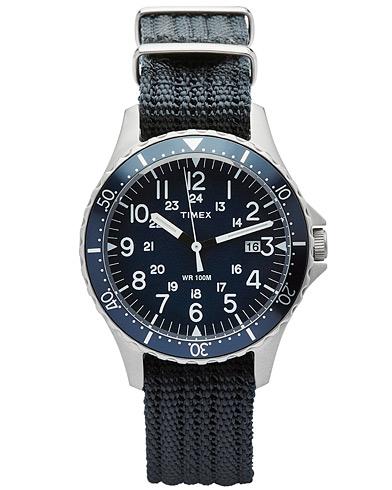Timex Navi Ocean Ballistic Nylon Blue  i gruppen Assesoarer / Klokker hos Care of Carl (14517210)