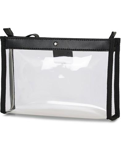 Montblanc Nightflight Liquid Flight Bag Black  i gruppen Assesoarer / Vesker / Toalettmapper hos Care of Carl (14525010)