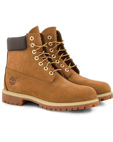 Timberland Icon 6-inch Premium Boot Yellow i gruppen Sko / Støvler / Snørestøvler hos Care of Carl (14525111r)