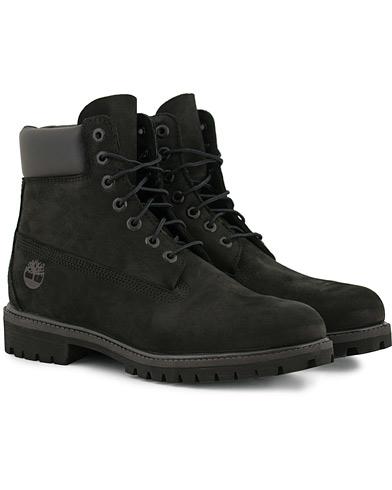 Timberland Icon 6-inch Premium Boot Black i gruppen Sko / Støvler / Snørestøvler hos Care of Carl (14525211r)