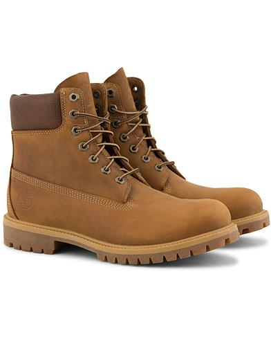 Timberland Heritage Classic 6-inch Boot Brown i gruppen Sko / Støvler / Snørestøvler hos Care of Carl (14525411r)