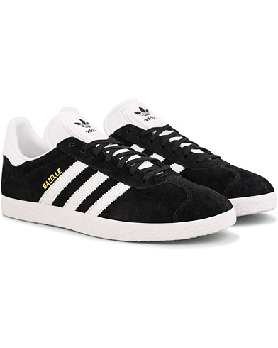adidas Originals Gazelle Nubuck Sneaker Black i gruppen Sko / Sneakers / Sneakers med lavt skaft hos Care of Carl (14526911r)