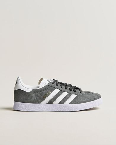 adidas Originals Gazelle Nubuck Sneaker Grey i gruppen Sko / Sneakers / Sneakers med lavt skaft hos Care of Carl (14527111r)
