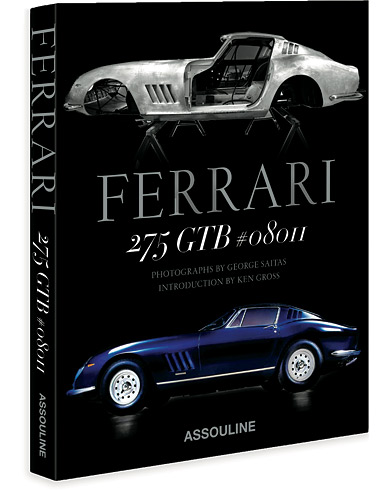 Assouline Ferrari 275 GTB #08011 Book   i gruppen Assesoarer / Livsstil hos Care of Carl (14540810)