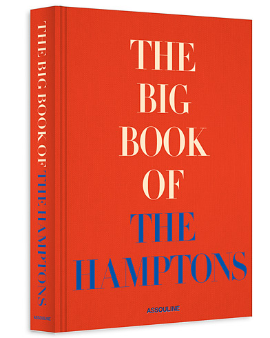 Assouline The Big Book of the Hamptons   i gruppen Tilbehør / Livsstil hos Care of Carl (14540910)