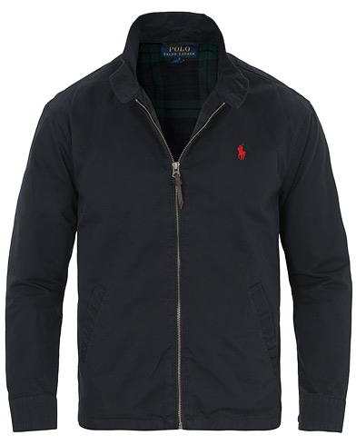Polo Ralph Lauren Barracuda Jacket Collage Navy i gruppen Tøj / Jakker / Tynde jakker hos Care of Carl (14574311r)